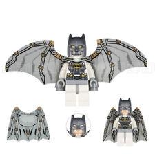 BATMAN minifigura DC Ali Tuta Spaziale BATMAN Custom Mini Figure Lego si adatta
