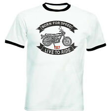 YAMAHA YDS7 - NEW COTTON TSHIRT - ALL SIZES IN STOCK