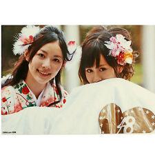 """AKB48 Atsuko Maeda Jurina Maeda """"Sakura no Shiori"""" photo"""