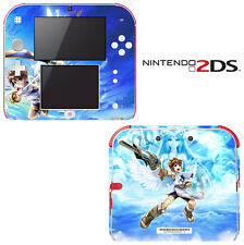 Decal Cover Skin Protector for Nintendo 2DS - Kid Icarus: Uprising Video Game