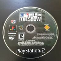 MLB 08: The Show PS2 (Sony PlayStation 2, 2008)  - Disc Only - Phillies Baseball