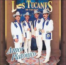 Los Tucanes De Tijuana : Amor Platonico CD