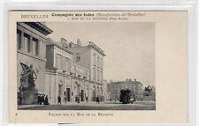 COMPAGNIE DES INDES, BRUXELLES: Belgium postcard (C27008)