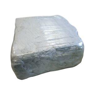 Putzlappen Putztücher Reinigungstücher Putzlumpen Putztuch Kattun weiß A 10kg
