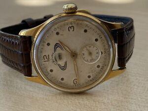 CATYPH Saturn russische Herren Armbanduhr Udssr 60's Vintage CCCP - 34 mm