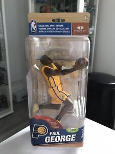 NBA Mcfarlane Basketball Figur Indiana Pacers Paul George