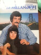 MCMILLAN & WIFE: SEASON 1 (Region 1 DVD, US Import, Brand New, Sealed)