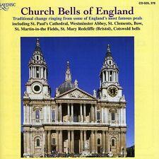 Various Artists - Church Bells of England / Various [New CD]