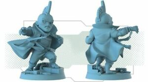 CMon Games ~ Marvel United ~ Yondu Figure Kickstarter Exclusive