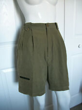 WMNS 6 / 8 FOREST GREEN SOFT SPORT SHORTS by JAMIE SADOCK