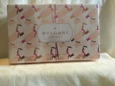 BVLGARI OMNIA CRYSTALLINE  for women . New 3 Piece Gift Set.