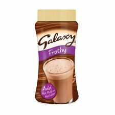 Galaxy Frothy Top Instant Hot Chocolate 275g - Sold Worldwide from UK