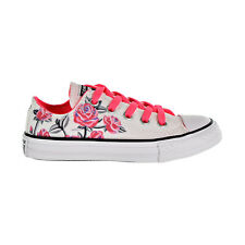 Converse Chuck Taylor All Star Pretty Strong Kids' Shoes White/Pink 663624F
