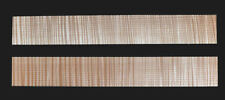 Master Grade Curly Maple Quartersawn Fingerboard Blank