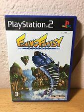 FISHING FANTASY SONY PLAYSTATION 2 PS2 pal ESP.