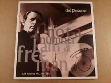 "FAB / MC Number 6 : The Prisoner : Vintage 7"" Vinyl Single from 1990"