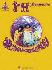 JIMI HENDRIX - ARE YOU EXPERIENCED GUITAR TAB BOOK -NEW