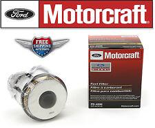 Motorcraft FD4596 Fuel Filter 1998-2003 FORD 7.3L V8 Diesel Turbocharged OHV