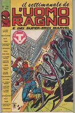 IL SETTIMANALE DELL' UOMO RAGNO corno N.15 iron man la cosa giant-man the thing