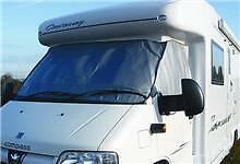 Motorhome External Silver Thermal Screen Cover Boxer or Fiat Ducato 1994 /2001