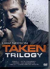 Taken - Trilogia (3 Dvd) 20th Century Fox