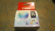 GENUINE NEW   CANON  211XL CL-211XL COLOR INK CARTRIDGE