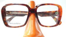 Vintagebrille Gestell Herren Fassung kastig markant Silhouette 239 braun Gr M