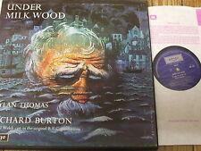 SW 501-2 Dylan Thomas Under Milk Wood / Richard Burton etc. 2 LP box
