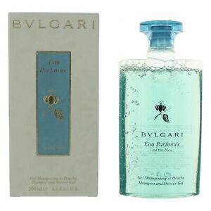 Bulgari BVLGARI Au the Bleu 200ml Shampoo & Shower Gel for Women