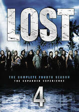 Lost TV Series Complete Season 4 DVD ....Brand New! Thanks and God bless!!