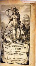 Vellum Pre-1700 Antiquarian & Collectable Books