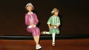 LGB / POLA G SCALE TRAIN FIGURES  MADE IN GERMANY