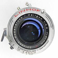Linhof Rodenstock 90mm f3.2 Heligon  #2314665