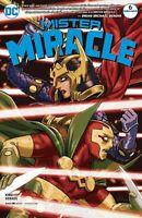 Mister Miracle #6 DC COMICS KING Derington 2018 COVER A 1ST  PRINT