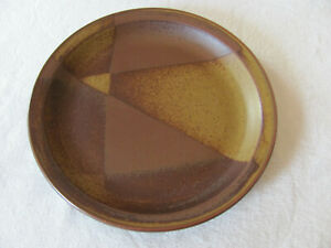 Iron Mountain Roan Mountain - Light & Dark Brown- Dinner Plate(s)-Up to 7 Avail