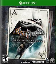 Batman: Return to Arkham HD Collection Xbox One New Xbox One, Xbox One