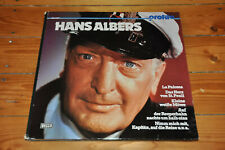 Hans Albers - Profile - Best of - Deutsch - Album Vinyl LP