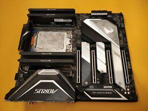 AMD Threadripper 2950x + Gigabyte X399 Aorus Xtreme + 4x8GB Team Group XTREEM