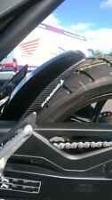 Honda NC750S / NC750X (12+) Rear Hugger: Real Carbon