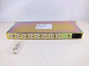 EATON POWERWARE EPDU POWER OUTLET DISTRIBUTION STRIP UNIT T8S-A Matalic