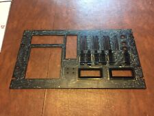 Vintage Nakamichi 1000 II Part out - Faceplate