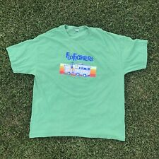 Foo Fighters Green Concert T-Shirt Band Rock Music Guitar Dave Grohl XXL 2XL