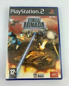 PS2 Final Armada (2007), UK Pal, Brand New & Factory Sealed