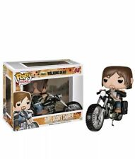 Funko POP! Rides - The Walking Dead Vinyl Figure - DARYL DIXON'S CHOPPER - New