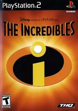 The Incredibles PS2 New Playstation 2