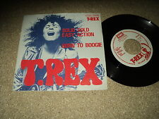 "@ T REX 45 TOURS SP 7"" BELGIUM SOLID GOLD EASY ACTION"