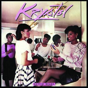 Krystol - Gettin Ready CD (Bonus Tracks Edition CD)