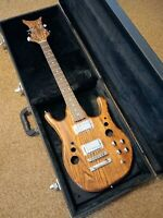 Passion - 2020 - Wood Grain Semi Hollow Guitar - DEB Luthier