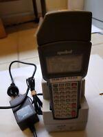 Zebra/Motorola/Symbol Demo 1 x PDT3100 & Cradle P/N: PDT3100-SE823000 Lot #1502