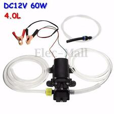 12V 4.0L Oil Fluid Scavenge Suction Vacuum Transfer Pump Extractor For Car Boat